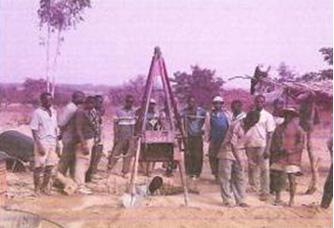 Autonomie a savoir pour creuser son puits for Technique pour creuser puit