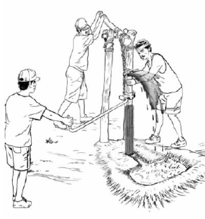note hydraulique en eau potable