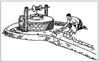E33 les moyens de r habilitation d anciens puits ou for Construction d un puit