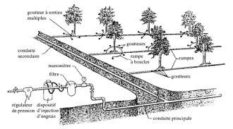 e52 les techniques d irrigation simples et efficaces. Black Bedroom Furniture Sets. Home Design Ideas